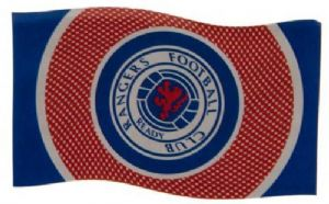 Rangers Football Club Large 5ft x 3ft Flag (BE)